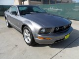 2007 Tungsten Grey Metallic Ford Mustang V6 Premium Coupe #69841333