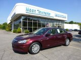 2011 Basque Red Pearl Honda Accord LX Sedan #69841305