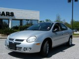 2003 Bright Silver Metallic Dodge Neon SXT #6958158