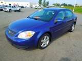 2007 Laser Blue Metallic Chevrolet Cobalt LT Sedan #69905059