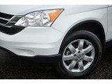 2011 Taffeta White Honda CR-V SE #69905402