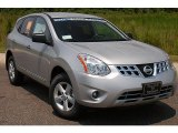 2012 Brilliant Silver Nissan Rogue S Special Edition #69905222