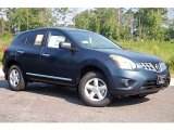 2012 Graphite Blue Nissan Rogue S Special Edition AWD #69905215