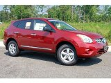 2012 Cayenne Red Nissan Rogue S Special Edition AWD #69905214