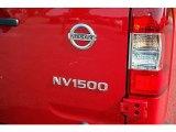 Nissan NV Badges and Logos