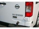 Nissan NV 2012 Badges and Logos