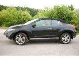 2011 Super Black Nissan Murano CrossCabriolet AWD #69905189