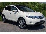 2010 Glacier White Pearl Nissan Murano LE AWD #69905370