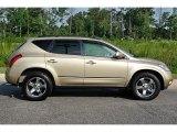 2003 Luminous Gold Metallic Nissan Murano SL AWD #69905364