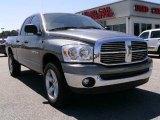 2007 Mineral Gray Metallic Dodge Ram 1500 Big Horn Edition Quad Cab 4x4 #6961414