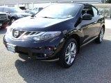 2011 Super Black Nissan Murano CrossCabriolet AWD #69904981