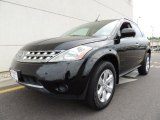2006 Super Black Nissan Murano S AWD #69905132