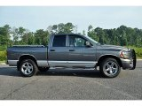 2006 Mineral Gray Metallic Dodge Ram 1500 Laramie Quad Cab #69905298
