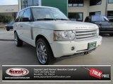 2007 Chawton White Land Rover Range Rover HSE #69905093