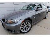 2009 Space Grey Metallic BMW 3 Series 328xi Sedan #69942657