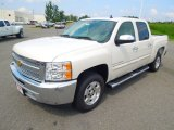 2012 Chevrolet Silverado 1500 White Diamond Tricoat