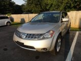 2006 Brilliant Silver Metallic Nissan Murano S #69949828