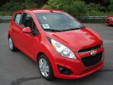 2013 Chevrolet Spark LS Data, Info and Specs