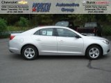 2013 Silver Ice Metallic Chevrolet Malibu LS #69949354