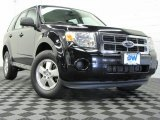 2009 Black Ford Escape XLS 4WD #69949574