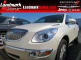 2008 White Diamond Tri Coat Buick Enclave CX #69949327