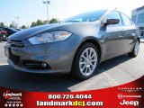 2013 Tungsten Metallic Dodge Dart Limited #69949307