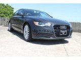 2013 Oolong Gray Metallic Audi A6 2.0T quattro Sedan #69949781