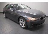 2013 Mineral Grey Metallic BMW 3 Series 328i Sedan #69949549