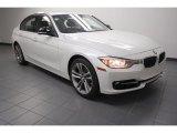 2012 Mineral White Metallic BMW 3 Series 328i Sedan #69949543