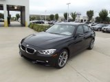 2012 Black Sapphire Metallic BMW 3 Series 328i Sedan #69949519