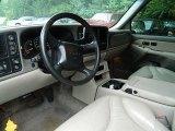 2000 GMC Yukon Interiors