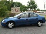 2003 Atlantic Blue Pearl Dodge Neon SE #69949498