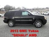 2013 Onyx Black GMC Yukon Denali AWD #69949725