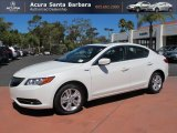 2013 Bellanova White Pearl Acura ILX 1.5L Hybrid Technology #69949223