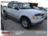 2002 Oxford White Ford Explorer Sport Trac 4x4 #69949478