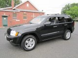 2005 Jeep Grand Cherokee Black