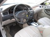 2004 Chrysler Pacifica AWD Light Taupe Interior