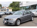2009 Space Grey Metallic BMW 3 Series 328xi Sedan #69949202