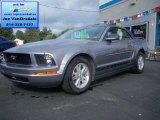 2006 Tungsten Grey Metallic Ford Mustang V6 Premium Convertible #69949201