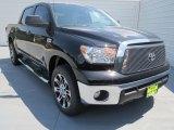 2012 Black Toyota Tundra Texas Edition CrewMax 4x4 #69949442