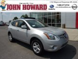 2013 Brilliant Silver Nissan Rogue S Special Edition AWD #69949607