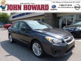 2012 Dark Gray Metallic Subaru Impreza 2.0i Premium 4 Door #69949602