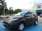 2013 Tuxedo Black Metallic Ford Explorer FWD #69997490