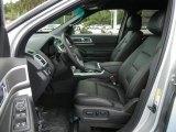 2013 Ford Explorer XLT EcoBoost Charcoal Black Interior