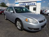2006 Glacier Blue Metallic Chevrolet Impala LT #69998166