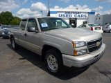 2006 Silver Birch Metallic Chevrolet Silverado 1500 LS Extended Cab 4x4 #69998165