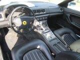 Ferrari 456 Interiors