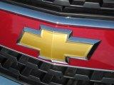 Chevrolet Captiva Sport 2012 Badges and Logos