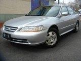 2002 Satin Silver Metallic Honda Accord EX V6 Sedan #6962607