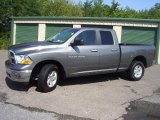 2012 Mineral Gray Metallic Dodge Ram 1500 SLT Quad Cab 4x4 #69997435